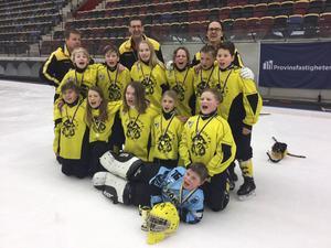 Åby/Tjureda vann U04 i Knatten Cup.