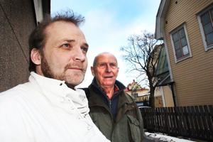 Anders Persson och Bengt Sundström laddar för Framtidsveckan i april.
