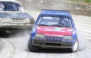 Martin Jonsson vann B-finalen i 2150-klassen i lördagstävlingen och slutade därefter fyra i A-finalen.