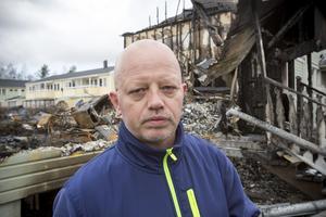Thomas Forsberg upplever att han fått väldigt dålig information från myndigheterna.