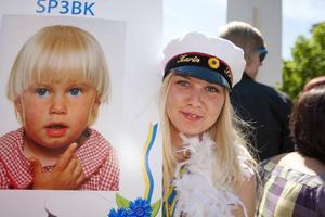 Karin Persson, 18 år, Gävle:– Jag ska ta det lugnt nu. Jag ska jobba och resa mycket.
