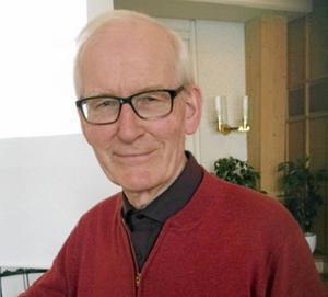 Daniels Sven Olsson berättade om Falun under stormaktstiden vid SPF Faluns senaste möte.