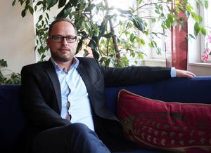 Johnny Högberg, kommunchef i Sollefteå.