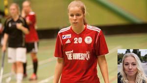 Malin Hellblad och Linnea Berggren (lilla bilden) är eftertraktade.