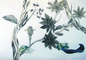 Emma Löfström har examen från Royal College of Art London.