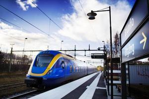Den här satsningen möjliggör timmestrafik med tåg mellan Sundsvall och Östersund.