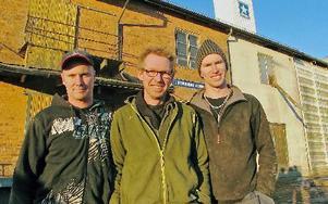 Björn Johansson tar nu över ansvaret och driften av Stocksbo kvarn och får hjälp av sönerna Nicklas och Mikael.FOTO: ROLAND ENGVALL