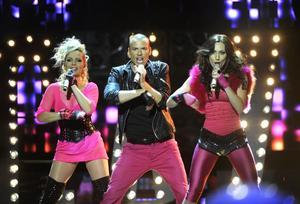 Alcazar tävlade i Melodifestivalen senast 2010.