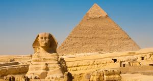 Fler arkeologiska platser öppnas för besökarna i närheten av pyramiderna.