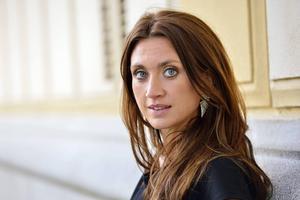 Camilla Läckberg var den första att kommentera debaclet med diskningen av en
