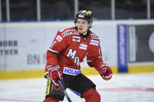 Forwarden Kristian Jakobsson blev på tisdagen officiellt klar för Mora IK.