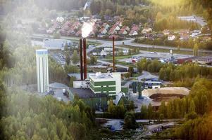 Den nya värmepannan i Säverstaverket kostade 420 miljoner kronor och är därmed Bollnäs kommuns största enskilda investering någonsin.