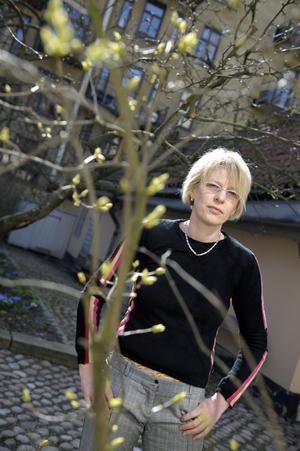 """Beate Grimsrud är nominerad för både Sverige och Norges räkning. Hon har dessutom redan kammat hem en rad priser för sin roman """"En dåre fri"""".Foto: Janerik Henriksson/Scanpix"""