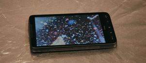 Filmtajm med HTC HD2 - ett första intryck
