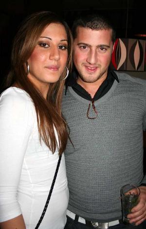 Tabazco. Jennifer och Paul de Prince