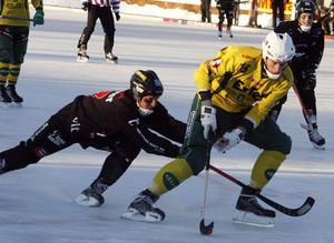 Det blir inget mer spel i Ljusdals BK för Erik Olovsson. Den forne Kalix- Brobergs- och Bollnässpelaren ska flytta till Göteborg.