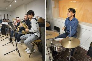 Nystartat Band Vill Skapa Gemenskap Genom Salsamusik Alla är Välkomna