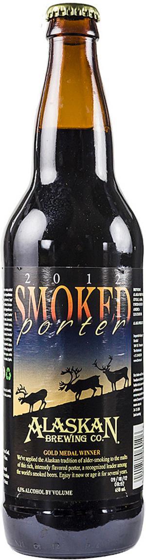 Alaskan Smoked Porter.