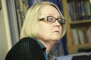 Nordanstigs energihandläggare, Eva-Lena Berglin, vill uppmärksamma klimathotet och Earth Hour.