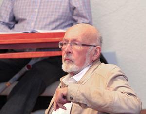 Sparkraven hopar sig för UK-nämndens ordförande Boerje Bohlin.
