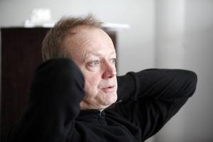 Musikern Mikael Strömberg.