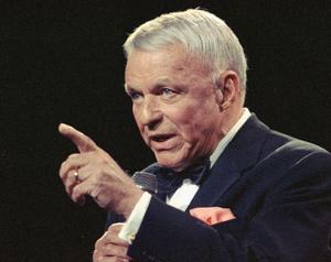 2015 är det 100 år sedan Frank Sinatra föddes. Han avled 1998.