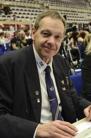 Kenneth Johansson har koll på kroppsbyggartävlingar och dess betydelse för kroppen.