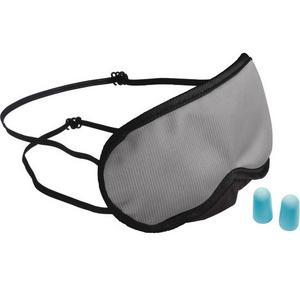 Ett synnerligen smart sätt att få resetiden att gå fort är att sova bort den. Öronproppar som stänger ute ljud och en ögonbindel som gör det mörkt underlättar. Det här kitet kommer från bluebox.se och kostar 65 kronor.