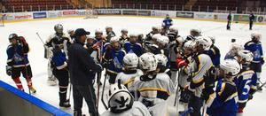 Leksands IF ställer in sin sommarhockeyskola 2013.