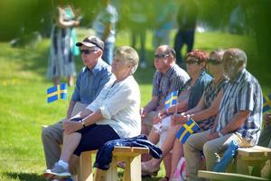 Nationaldagen i Ånge 2016