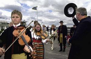 En nystart och omarbetning räckte inte. Musik vid Siljan fick efter att ha arrangerats sedan 1969 kasta in handduken. Under de senare åren har festivalen haft problem med avtagande besökssiffror och dålig ekonomi.    Foto: Esbjörn Johansson