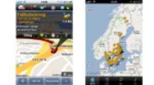 Navigeringsappar till Iphone i test