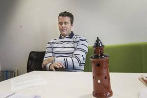 Richard Brännström, vd för Ljusdalshem, om det nya hyreshus som ska byggas: