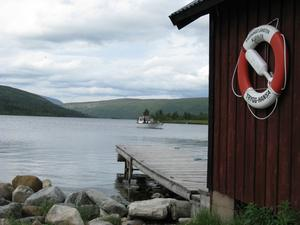 En härlig vandringsvecka i Dalafjällen. Och M/S Sylöra återvänderfrån Sylen i Norge.