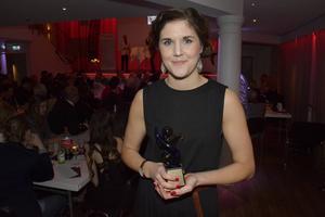 Frida Eriksson, Sundsvalls IBF blev både Årets spelare och Årets Center.