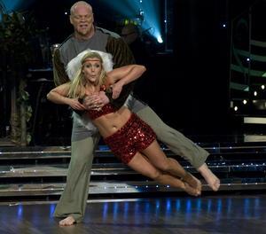 Annika Sjöö vann Let's dance tillsammans med Magnus Samuelsson.
