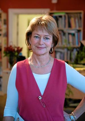 Kultur och idrottsminister Lena Adelsohn Liljeroth (M)
