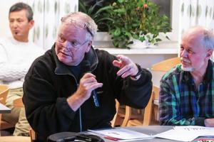 Göran Festin vill att Östersunds kommun gör det stadsplanearbete som krävs för att det ska kunna bli ett omfattande byggande i Brunflo.