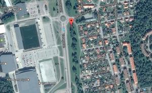 Olycksplatsen är preliminär och baseras på koordinater från SOS Alarm.