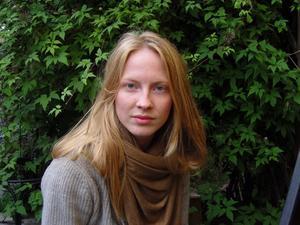 Erika Lundqvist.