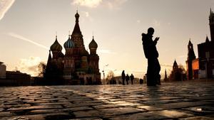Hit, till Röda torget i Moskva, fick inte Nathalie Hyytiäinen gå.