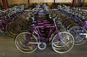 Dyrare märken, sadlar i läder och ett allt större utbud av kläder och kringprodukter. Att cykla har blivit livsstil och status.