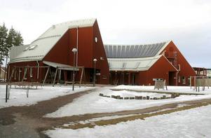 Sånghusvallens skola.