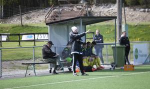 Ljusdals tränare Mattias Lind.