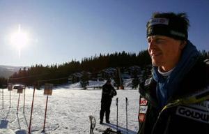 Fredrik Nyberg – en stjärna som flyttar till Åre.