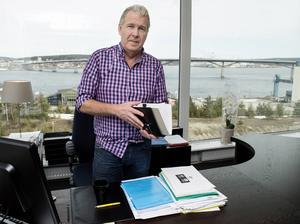 Stig Svedberg./Arkivbild