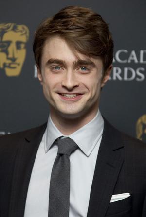 Daniel Radcliffe. Anstränger sig numera för att göra något helt annorlunda än Harry Potter.Foto: Scanpix