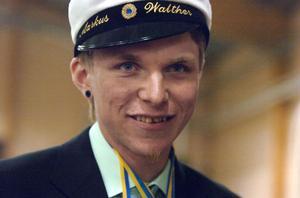 Markus Walther, Hudiksvall: I sommar ska jag jobba på Schaktbolaget i Hudik, min pappa jobbar också där. Annars ska jag vara med flickvännen, hålla på med bilar och ta det lungt.