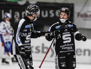 Christoffer Edlund gjorde sex mål för SAIK under de två inledande matcherna i Svenska cupen.
