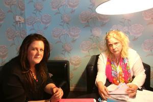 Maria Stjernmo från Gävle och Ulrika Holmgren från Torsåker kämpar för att ersättning för sina vårdskador.